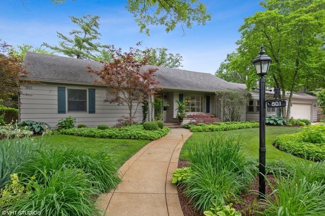 801 N Spring Avenue, La Grange Park, IL 60526 (MLS #10430263) :: The Wexler Group at Keller Williams Preferred Realty