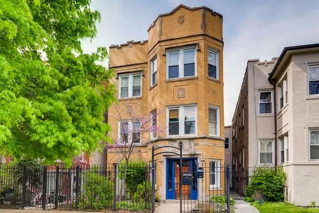 3804 W Wrightwood Avenue, Chicago, IL 60647 (MLS #10430333) :: Touchstone Group