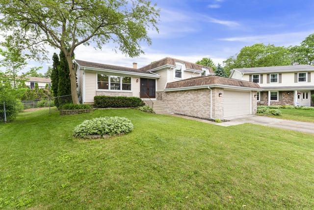 1925 Driftwood Court, Hoffman Estates, IL 60192 (MLS #10430350) :: Ani Real Estate