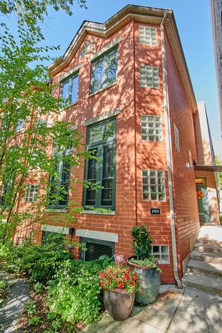 1919 N Winchester Avenue, Chicago, IL 60622 (MLS #10430571) :: Touchstone Group