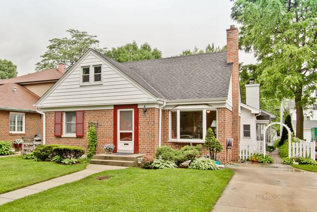 708 S Fairview Avenue, Park Ridge, IL 60068 (MLS #10430605) :: Baz Realty Network | Keller Williams Elite