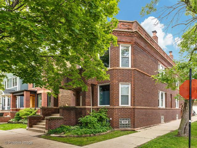 2252 W Grace Street 1E, Chicago, IL 60618 (MLS #10430631) :: Touchstone Group
