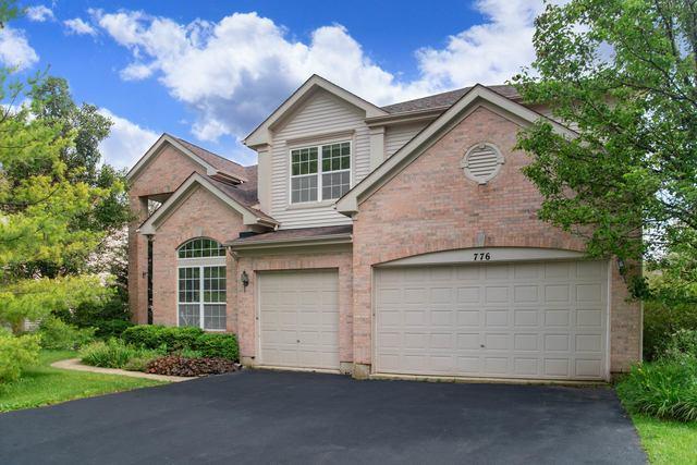 776 Sigmund Road, Naperville, IL 60563 (MLS #10430637) :: Angela Walker Homes Real Estate Group