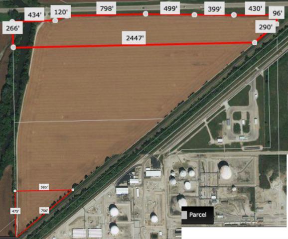 00 Rt 6 Highway, Channahon, IL 60410 (MLS #10430859) :: Baz Realty Network | Keller Williams Elite
