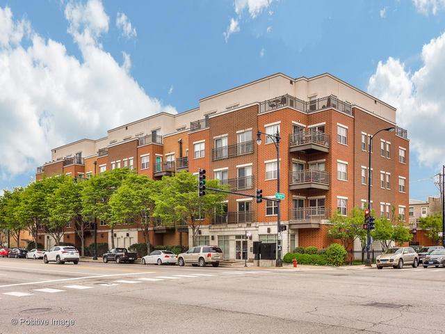 1155 W Roosevelt Road #506, Chicago, IL 60608 (MLS #10430898) :: Touchstone Group