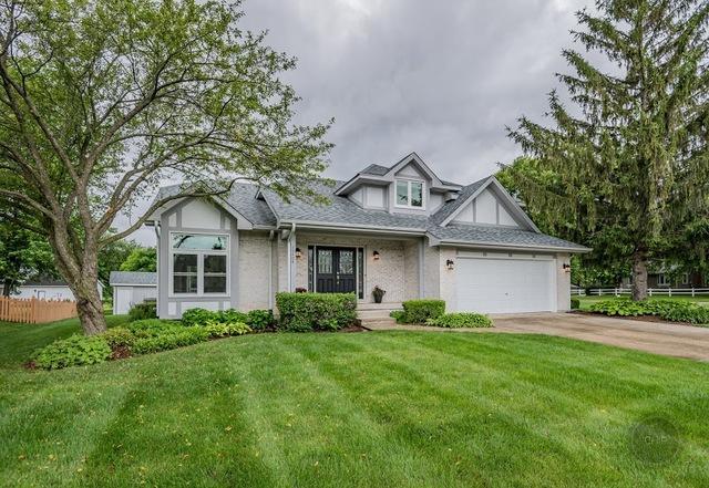 15404 S Creekside Drive, Plainfield, IL 60544 (MLS #10430936) :: Baz Realty Network | Keller Williams Elite