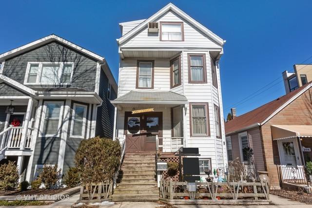 2416 W Hutchinson Street, Chicago, IL 60618 (MLS #10431040) :: Touchstone Group