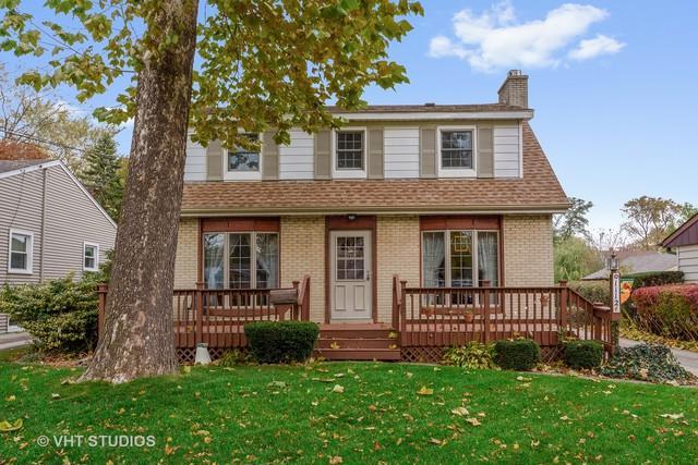 1112 Van Buren Avenue, Des Plaines, IL 60018 (MLS #10431166) :: Berkshire Hathaway HomeServices Snyder Real Estate