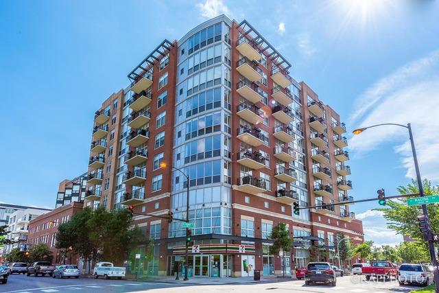 1201 W Adams Street #908, Chicago, IL 60607 (MLS #10431197) :: Touchstone Group