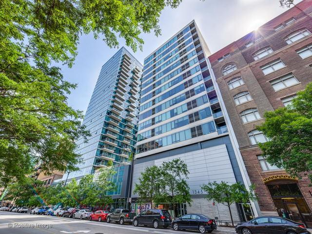 1345 S Wabash Avenue #1007, Chicago, IL 60605 (MLS #10431267) :: Touchstone Group