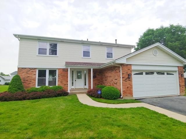 172 Old Mill Drive, Schaumburg, IL 60193 (MLS #10431276) :: Berkshire Hathaway HomeServices Snyder Real Estate