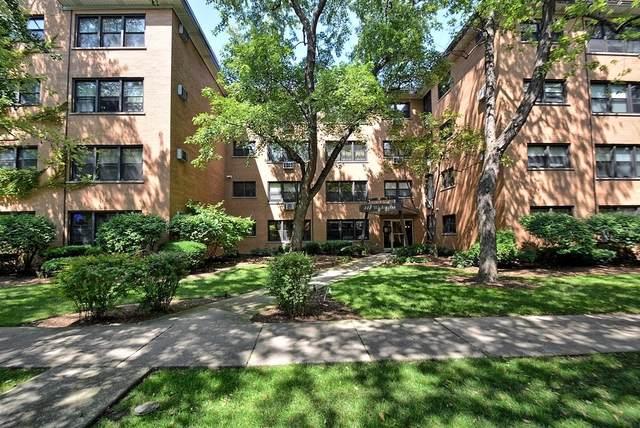 444 Washington Boulevard #407, Oak Park, IL 60302 (MLS #10431299) :: Angela Walker Homes Real Estate Group