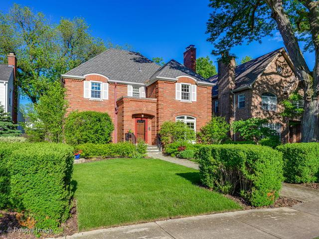 801 S Crescent Avenue, Park Ridge, IL 60068 (MLS #10431350) :: Baz Realty Network | Keller Williams Elite