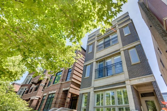 1541 W Montana Street #2, Chicago, IL 60614 (MLS #10431370) :: Touchstone Group