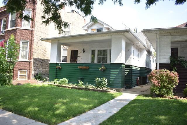 3125 N Springfield Avenue, Chicago, IL 60618 (MLS #10431398) :: Baz Realty Network | Keller Williams Elite
