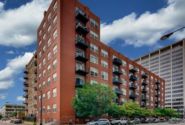 420 S Clinton Street #209, Chicago, IL 60607 (MLS #10431422) :: Touchstone Group