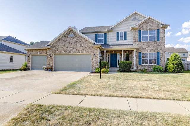 4710 Horse Creek Drive, Champaign, IL 61822 (MLS #10431503) :: Jacqui Miller Homes