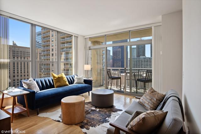 600 N Dearborn Street #1812, Chicago, IL 60654 (MLS #10431504) :: Touchstone Group