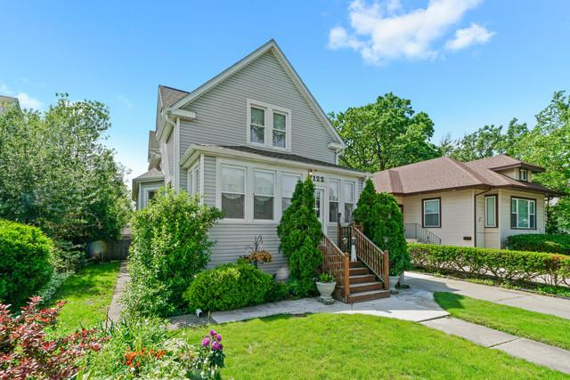 122 S Greenwood Avenue, Park Ridge, IL 60068 (MLS #10431547) :: Baz Realty Network | Keller Williams Elite
