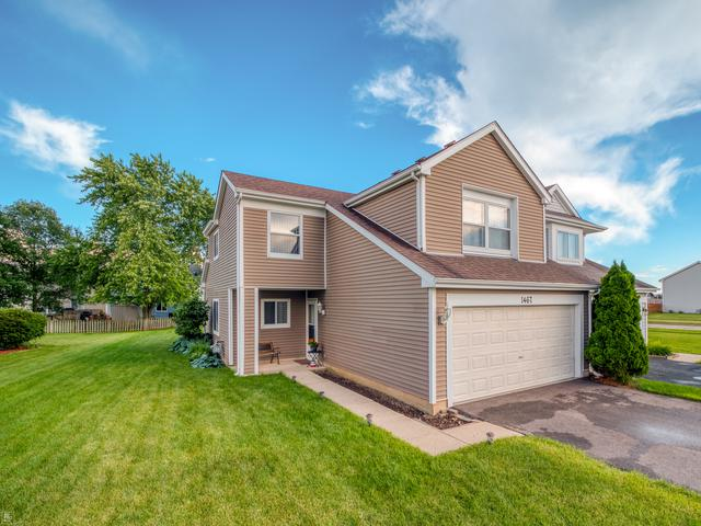 1467 S Pembroke Drive, South Elgin, IL 60177 (MLS #10431611) :: Touchstone Group