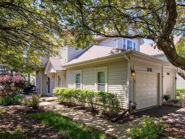 1216 Tennyson Lane, Naperville, IL 60540 (MLS #10431642) :: Touchstone Group