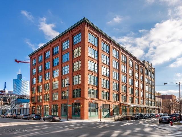 1017 W Washington Street Ph7b, Chicago, IL 60607 (MLS #10431787) :: Lewke Partners