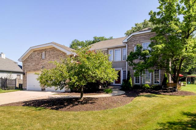 4415 Cascara Lane, Lisle, IL 60532 (MLS #10432093) :: The Perotti Group | Compass Real Estate