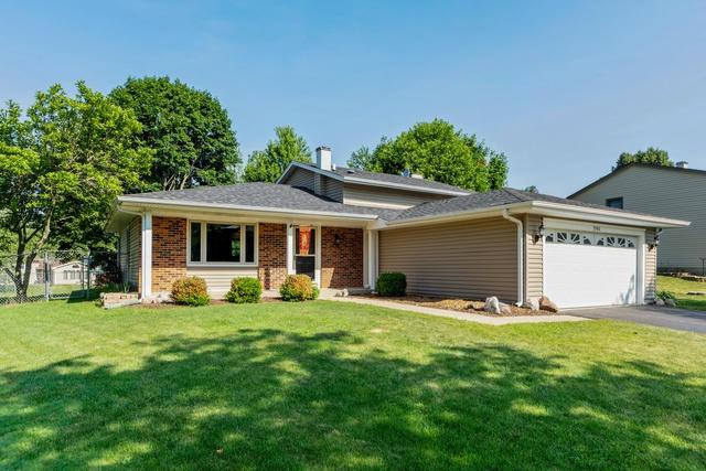 3740 Winding Trail Lane, Hoffman Estates, IL 60192 (MLS #10432178) :: Berkshire Hathaway HomeServices Snyder Real Estate