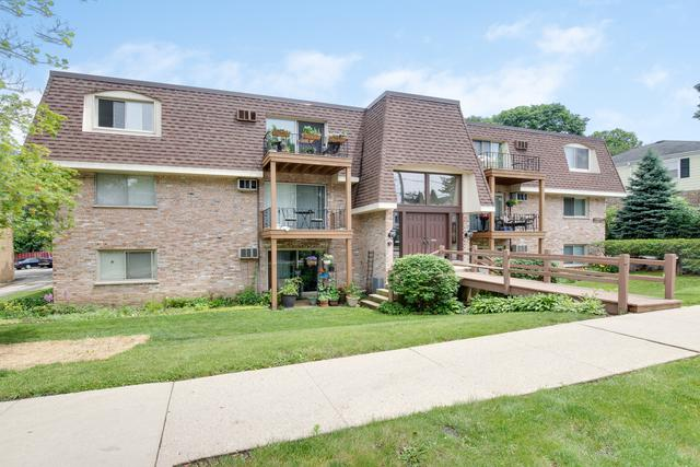201 N President Street 2D, Wheaton, IL 60187 (MLS #10432186) :: The Perotti Group   Compass Real Estate