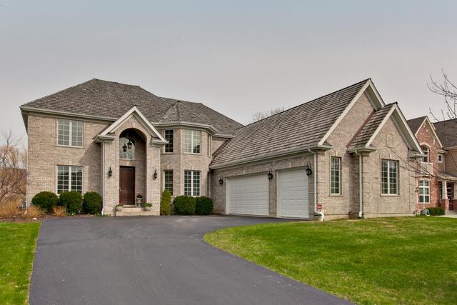 7306 Greenbridge Lane, Long Grove, IL 60060 (MLS #10432352) :: The Perotti Group | Compass Real Estate