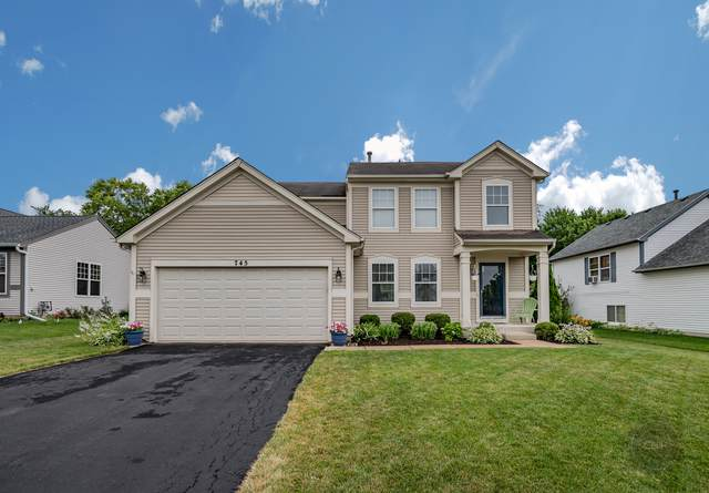 745 Chesterfield Lane, North Aurora, IL 60542 (MLS #10432395) :: The Wexler Group at Keller Williams Preferred Realty