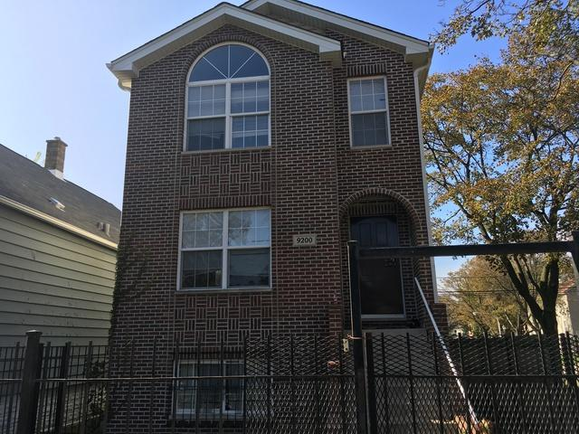9200 S Greenwood Avenue, Chicago, IL 60619 (MLS #10432959) :: The Wexler Group at Keller Williams Preferred Realty