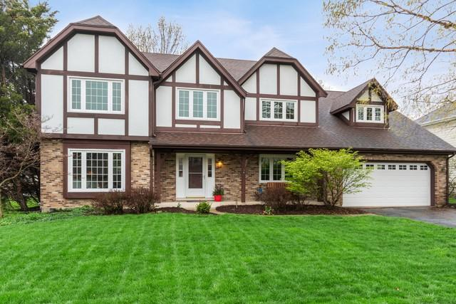 1952 Sherwood Place, Wheaton, IL 60189 (MLS #10433320) :: The Wexler Group at Keller Williams Preferred Realty