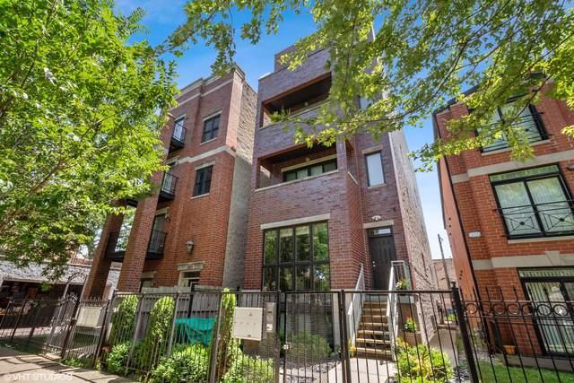 2117 W Gladys Avenue #2, Chicago, IL 60612 (MLS #10433617) :: Lewke Partners