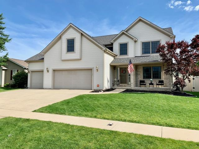 3148 Butterfly Drive, Normal, IL 61761 (MLS #10434206) :: The Wexler Group at Keller Williams Preferred Realty