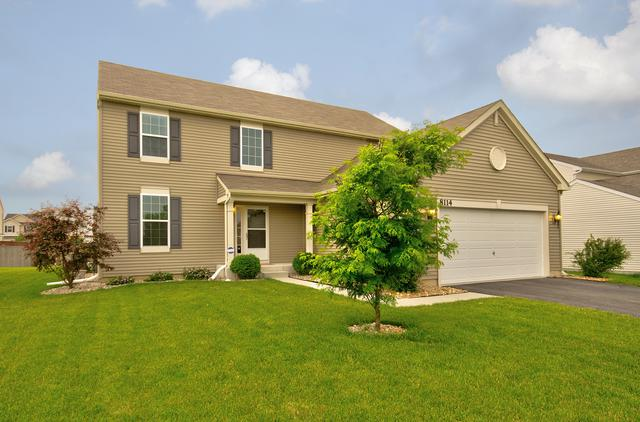 8114 Expedition Street, Joliet, IL 60431 (MLS #10434252) :: Berkshire Hathaway HomeServices Snyder Real Estate