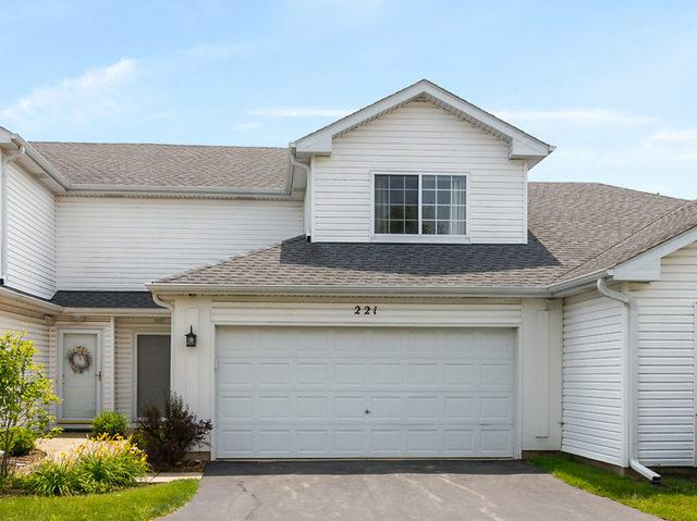 221 Kathryn Lane, North Aurora, IL 60542 (MLS #10434343) :: The Spaniak Team
