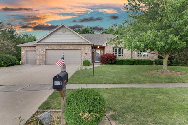 411 Cobblestone Drive, HEYWORTH, IL 61745 (MLS #10434594) :: Berkshire Hathaway HomeServices Snyder Real Estate
