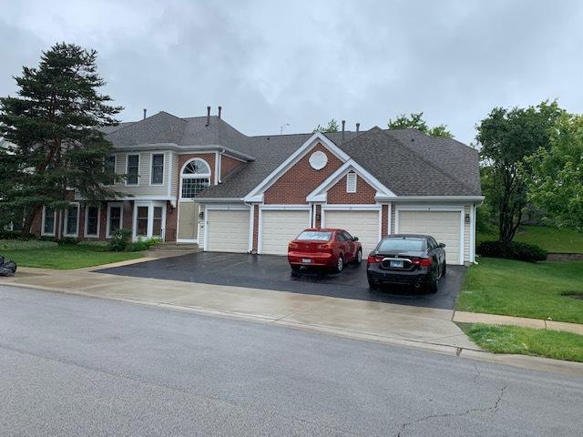 1874 Fox Run Drive A7, Elk Grove Village, IL 60007 (MLS #10434625) :: Berkshire Hathaway HomeServices Snyder Real Estate