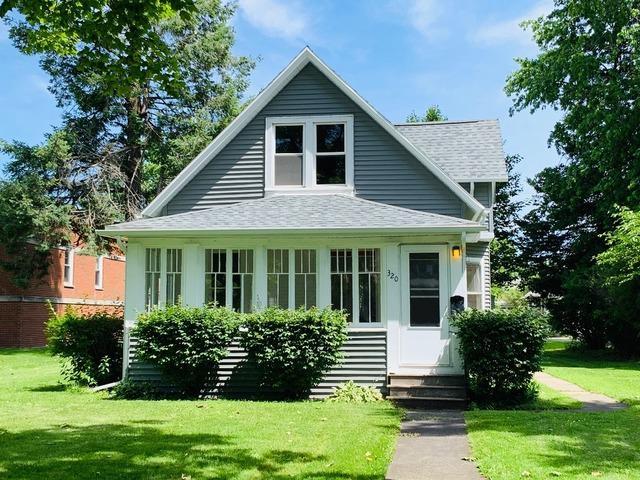 320 W Chippewa Street, Dwight, IL 60420 (MLS #10434657) :: John Lyons Real Estate