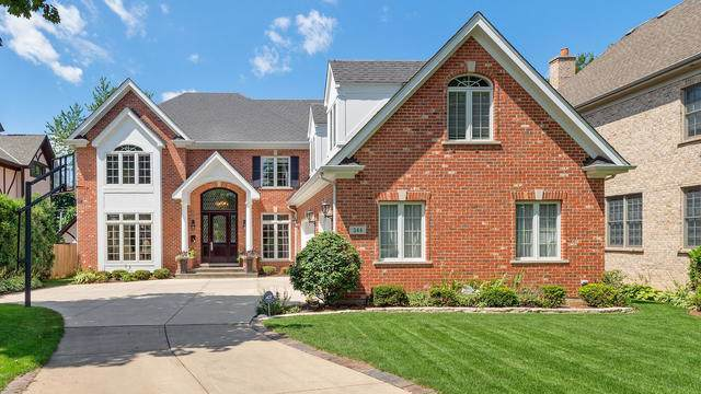 344 Ridge Avenue, Clarendon Hills, IL 60514 (MLS #10434705) :: Touchstone Group
