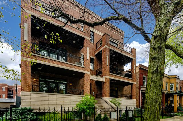 1944 W Fletcher Street 1E, Chicago, IL 60657 (MLS #10434940) :: John Lyons Real Estate