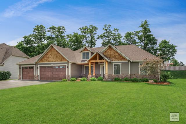 771 Greenfield Turn, Yorkville, IL 60560 (MLS #10434957) :: The Wexler Group at Keller Williams Preferred Realty