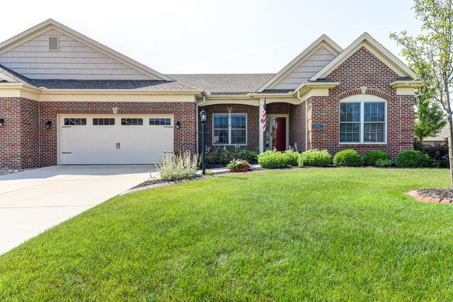 1702 Whisper Meadow Lane #1702, Mahomet, IL 61853 (MLS #10434961) :: Property Consultants Realty