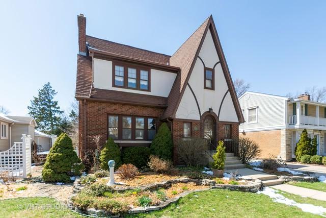 344 S Edgewood Avenue, La Grange, IL 60525 (MLS #10435123) :: Berkshire Hathaway HomeServices Snyder Real Estate