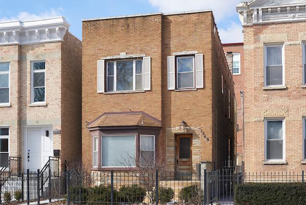 1340 N Oakley Boulevard, Chicago, IL 60622 (MLS #10435437) :: John Lyons Real Estate