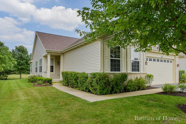 1576 Mansfield Drive, Aurora, IL 60502 (MLS #10435948) :: The Spaniak Team