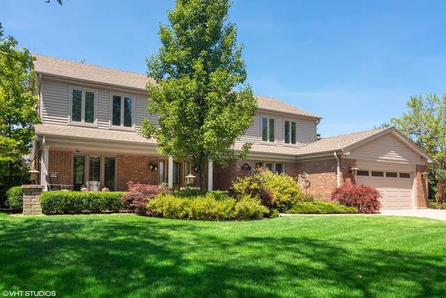 4126 Bristol Court, Northbrook, IL 60062 (MLS #10436264) :: Berkshire Hathaway HomeServices Snyder Real Estate