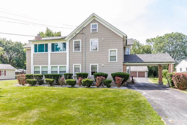 157 Sherman Avenue, Montgomery, IL 60538 (MLS #10436323) :: Berkshire Hathaway HomeServices Snyder Real Estate