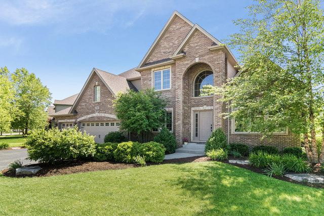12908 Alpine Way, Plainfield, IL 60585 (MLS #10437226) :: The Wexler Group at Keller Williams Preferred Realty